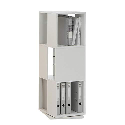FMD furniture 291-001E, drehbares Regal, in...