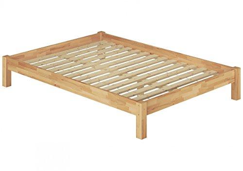 Erst-Holz® Französisches Bett 140x200...