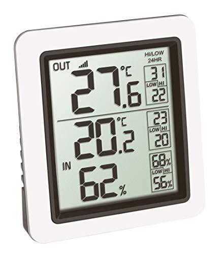 TFA Dostmann Info Funk-Thermometer inkl....