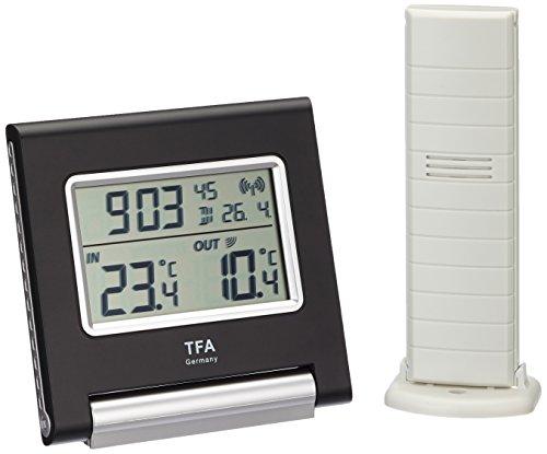 TFA Dostmann Spot Funk-Thermometer, 30.3030,...