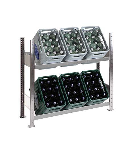 Getränkekistenregal Kastenständer 1000 x...