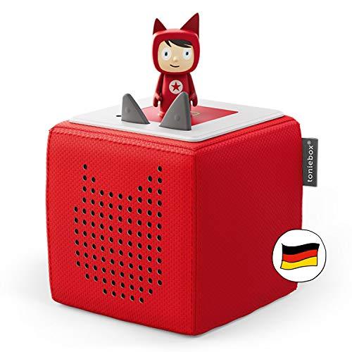 Toniebox Starterset in Rot: Toniebox +...