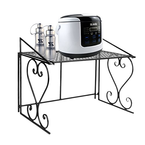 Dazon Metall Mikrowelle Regal Küchenregal...
