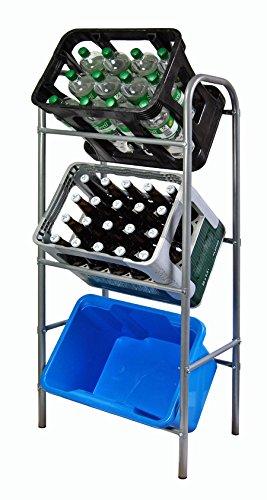 Ks Getränkekistenregal Flaschenkastenregal...