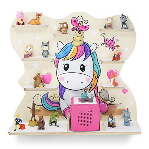 Kinder Regal für Musikbox I Motiv Pony I...
