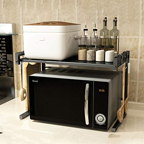 E-MANIS Metall Mikrowelle Rack Toaster Stand...