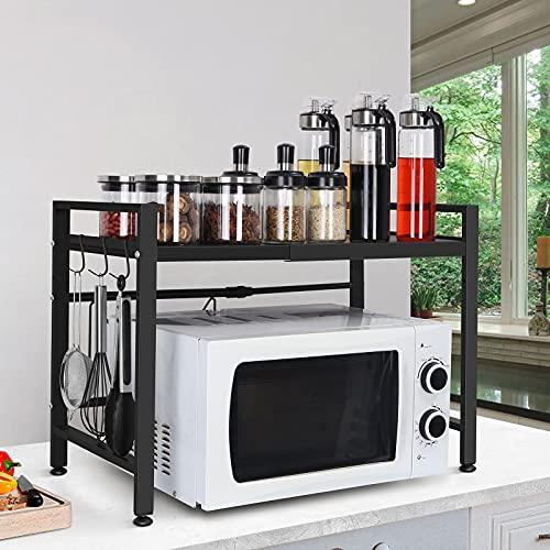 Erweiterbares Mikrowellen Regal microwave...